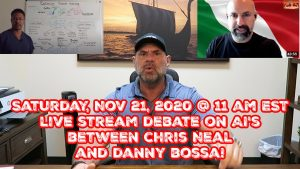 Chris Neal Danny Bossa