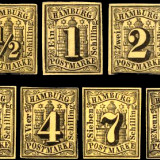 Hamburg-Stamps