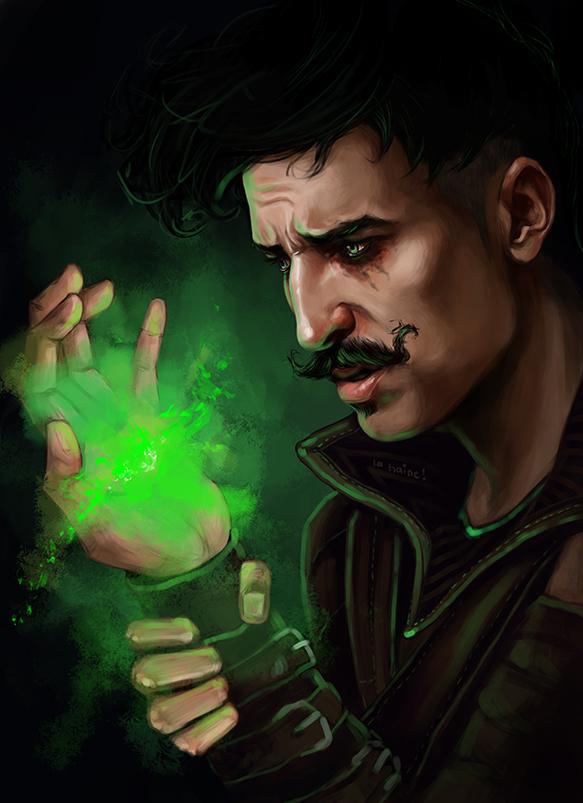 Inquisitor Dorian