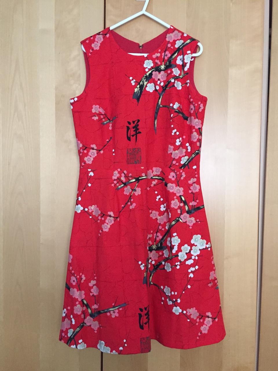 Blossom Hepworth Dress