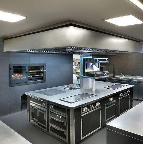 48 best small restaurant kitchen design