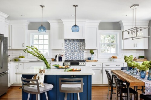 a closer look at kitchen design trends