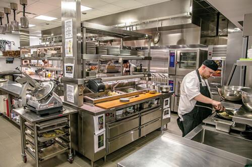 best restaurant kitchen design