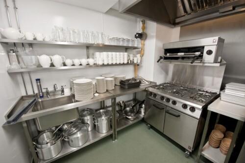 canteen kitchen design