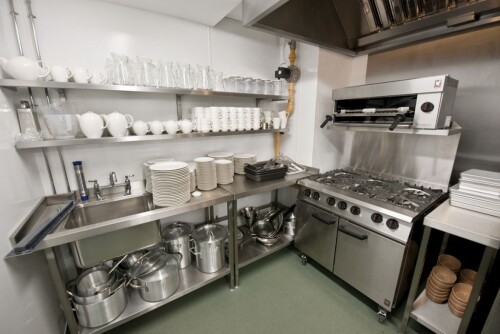 commercial kitchen design and installation