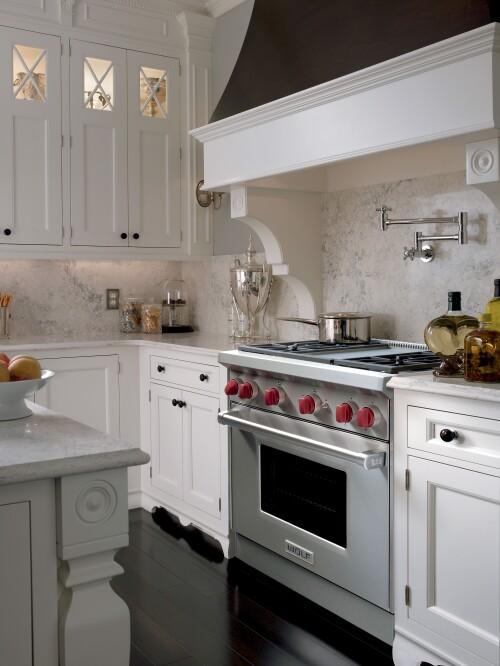 wolf range kitchen design