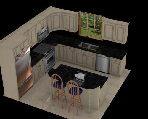 12 x 12 kitchen design layouts