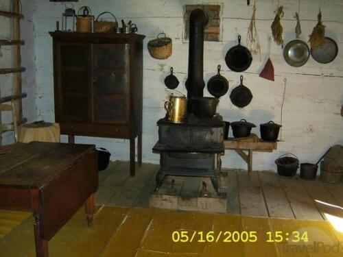 1850 kitchen house interior home