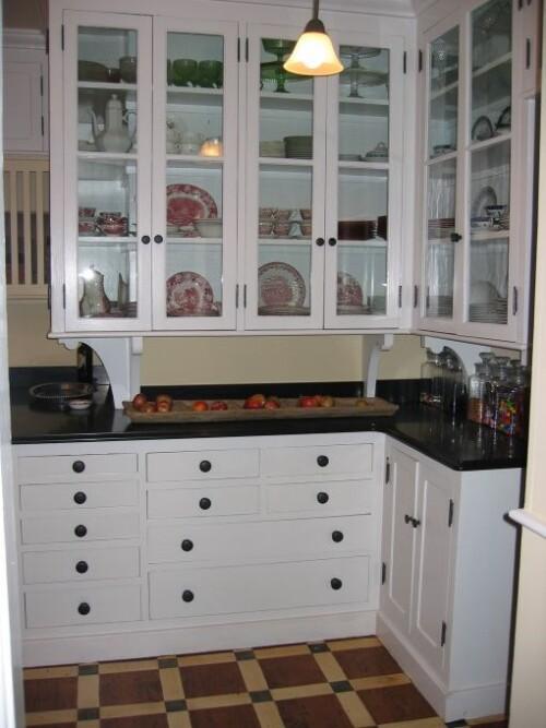 1900s kitchen design