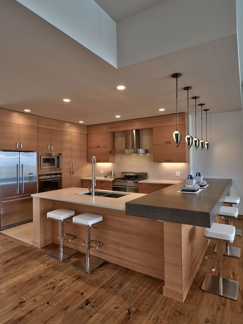23 new ideas for contemporary kitchen