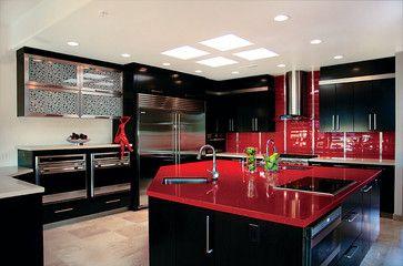 34 red kitchen ideas red kitchen kitchen