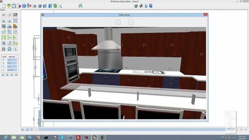 3d kitchen design software 3dkitchen