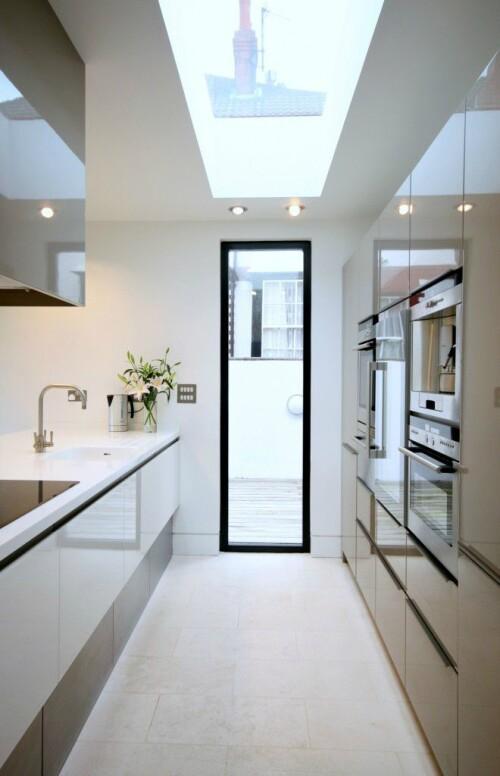 47 best galley kitchen designs inspiring