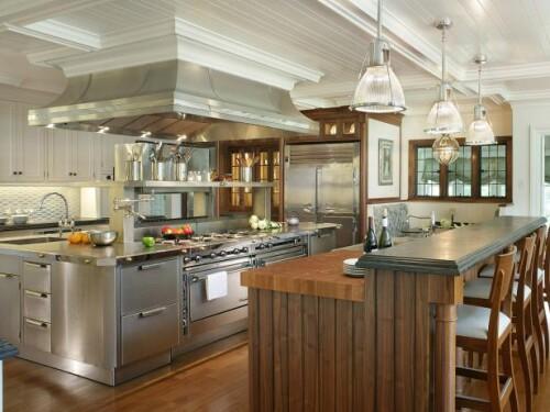 chef s kitchen design ideas pictures