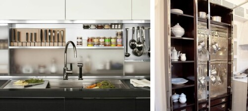 chefs kitchen design layout