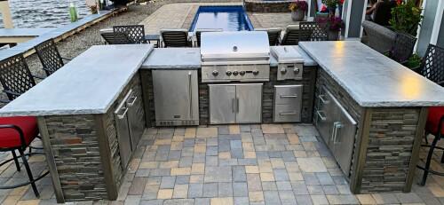 free outdoor kitchen design app