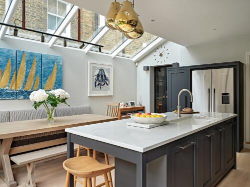 fulham kitchen design contemporary