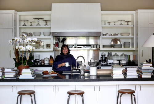 ina garten more square footage for a