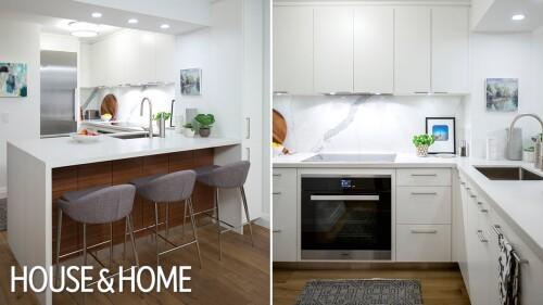interior design small condo kitchen reno