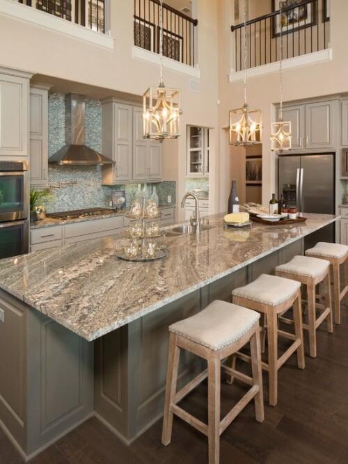 kitchen design granite countertops