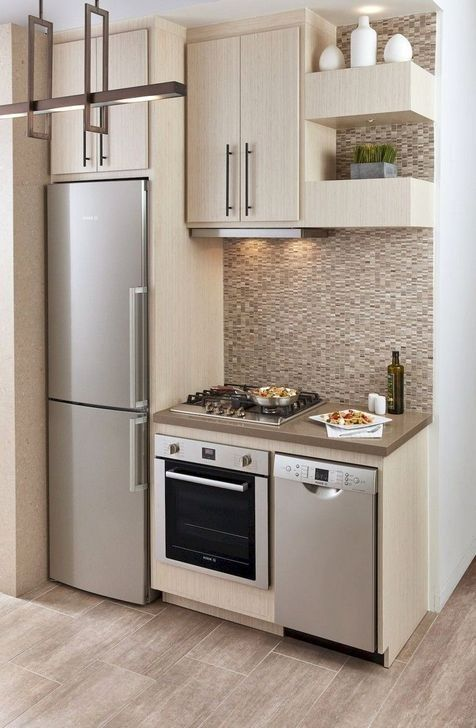 kitchen design ideas for small spaces 2019