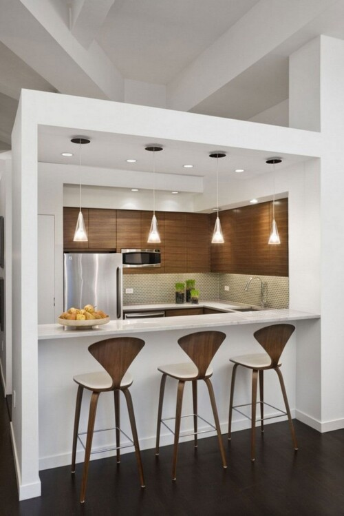 kitchen design photos for small spaces
