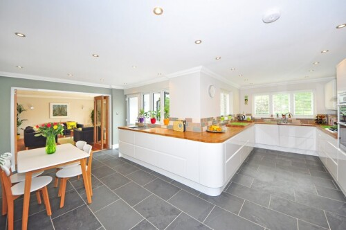 kitchen design services london