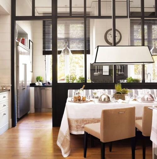 kitchen interior windows home kitchen