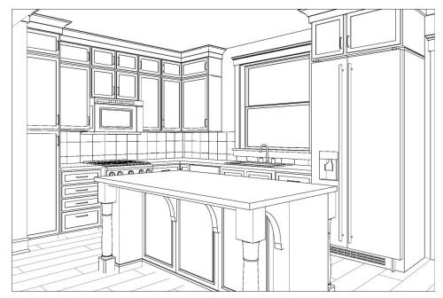 kitchen small kitchen design layout