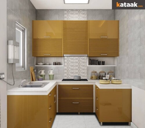 maximise space with this kitchen design