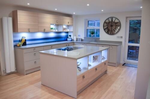 open plan kitchen southampton solent