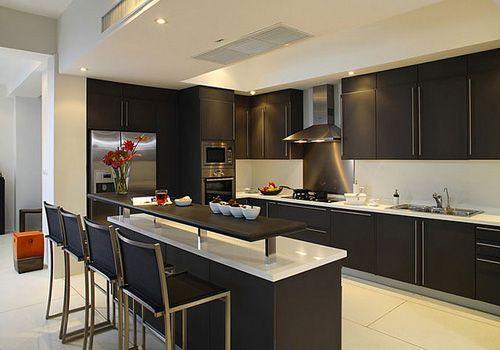 rectangle kitchen design kitchen layout