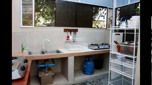sample dirty kitchen design