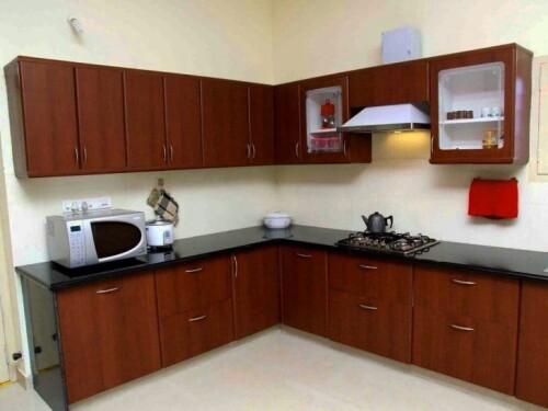 simple modular kitchen design desain