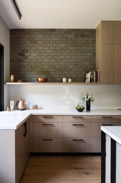 slab kitchen design