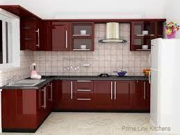 small modular kitchen design with price