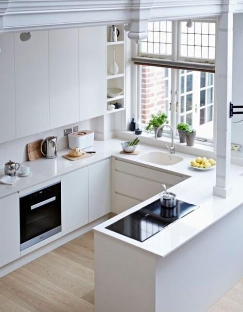 space kitchen design