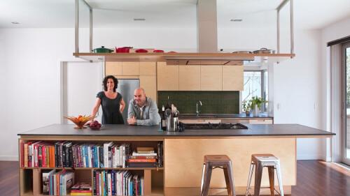 study kitchen design