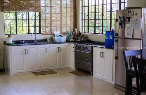 typical filipino kitchen design