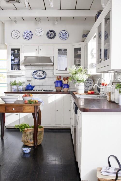 white country kitchen design ideas