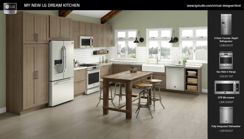 i just designed my perfect kitchen with