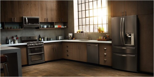 kitchen appliances discover lg cooking
