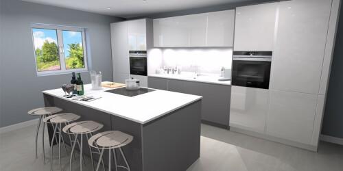kitchen design west lothian