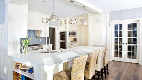 large family kitchen design