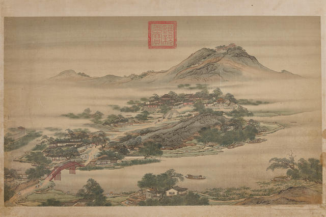 Fine Chinese Paintings and Works of Art