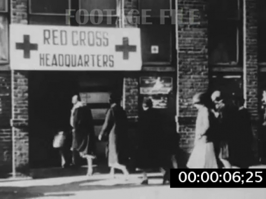 History of the Red Cross