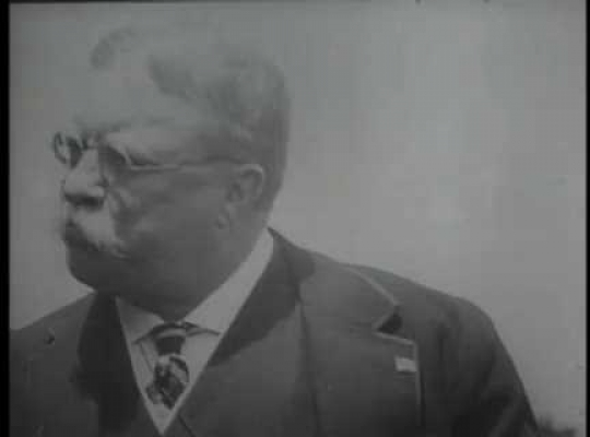 President Theodore Roosevelt, USA, 1900s