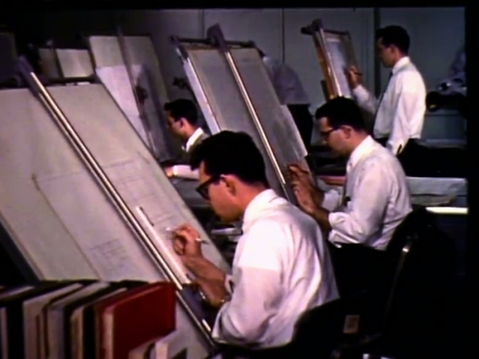 Business Office Systems,  USA, 1960s