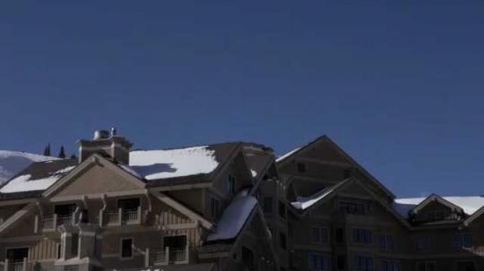Ski Resort, Establishing, USA, 2010s
