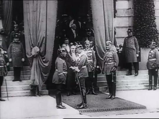 World War I, Franz Ferdinand, Declaration of War, Mobilization, Europe, 1914
